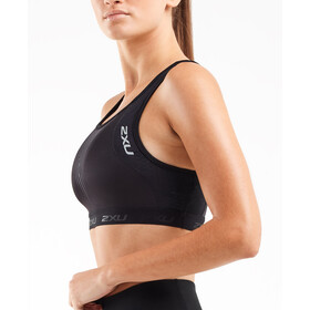 2XU Perform Tri Crop Women black/shadow